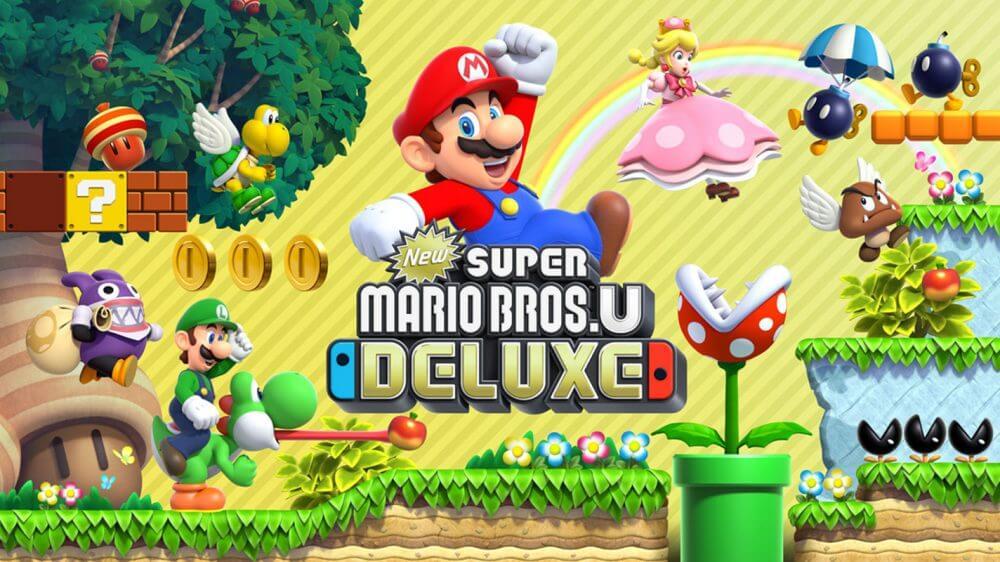 nsmb3 deluxe 1000x562 - Nintendo Direct: confira todas as novidades anunciadas para o Switch e 3DS