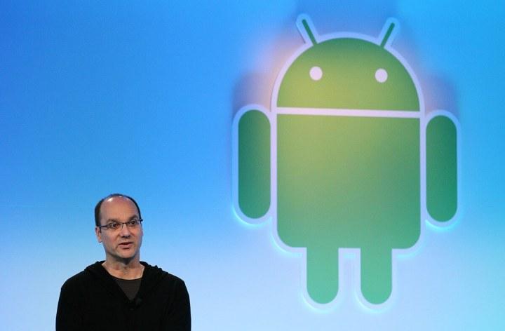 Andy Rubin, um dos criadores do Android Inc