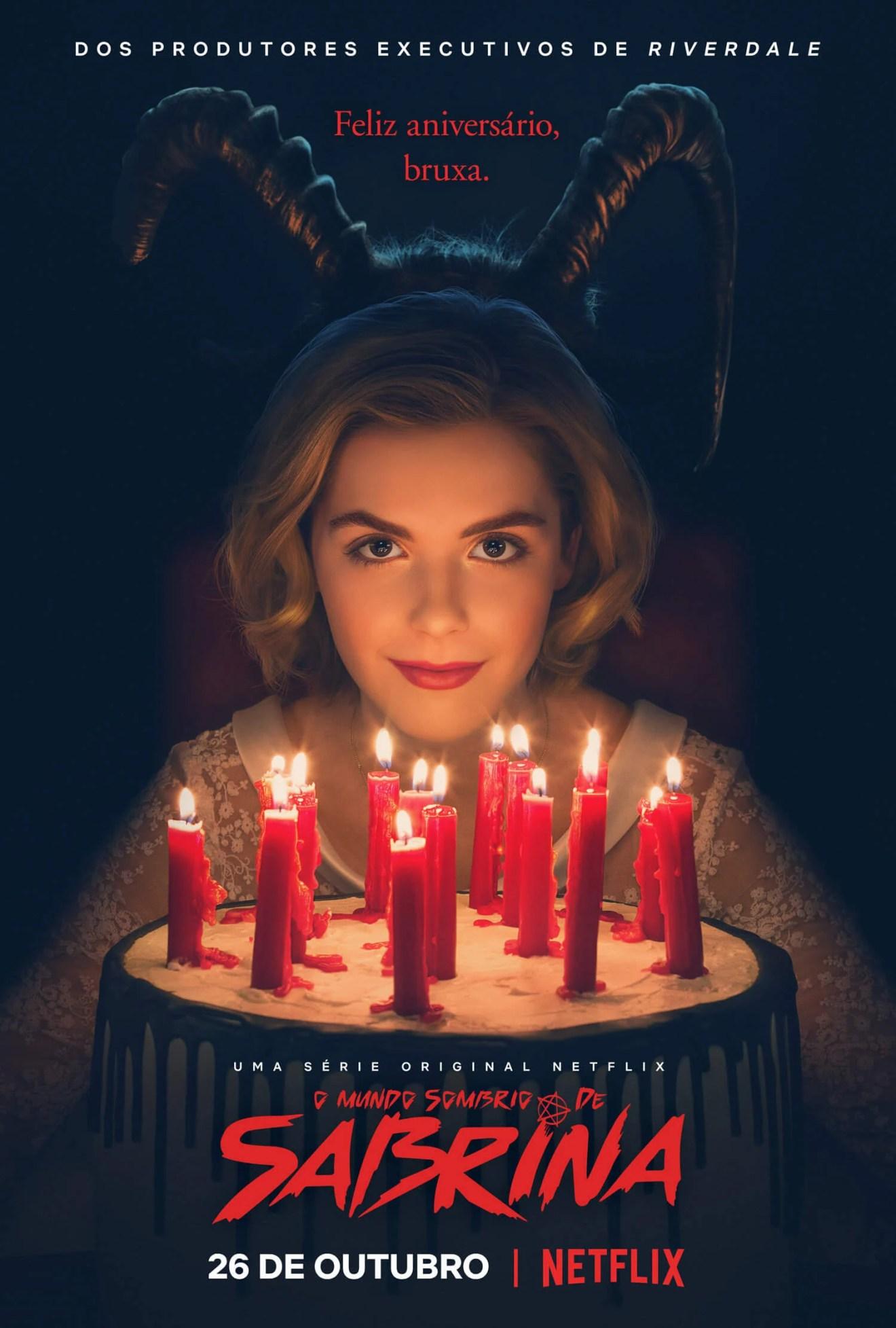 O Mundo Sombrio de Sabrina estreia no dia 26 de outubro