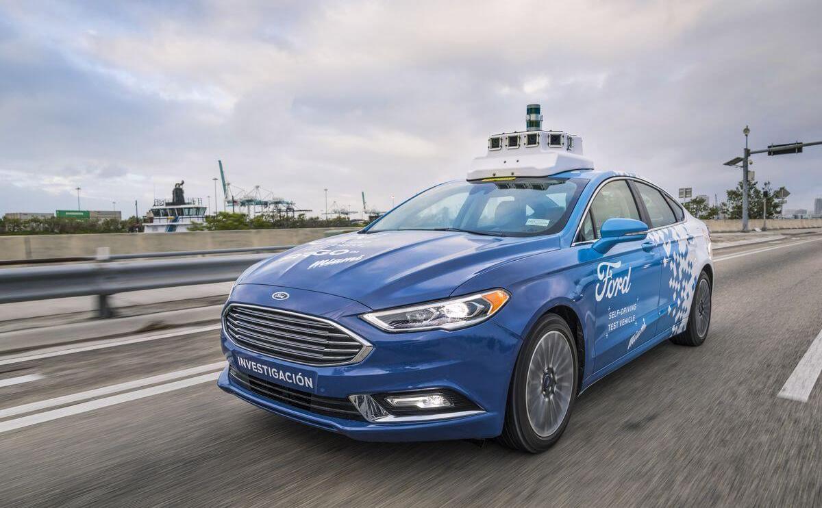 Aplicativo da Ford permite controle de carros autônomos pelo smartphone 3