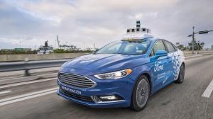 Aplicativo da Ford permite controle de carros autônomos pelo smartphone 9