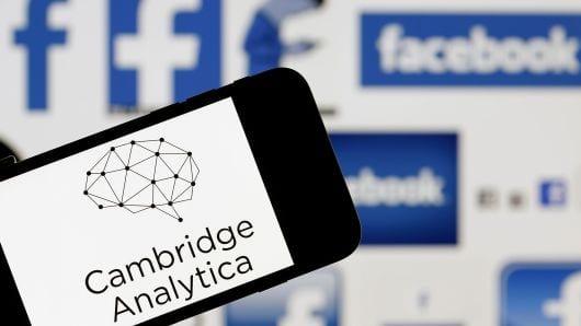 Escândalo envolvendo Facebook e Cambridge Analytica