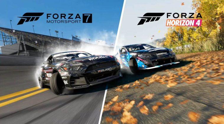 As duas séries, Forza Motorsport e Forza Horizon, são referências atuais dentro de seus respectivos estilos de jogo.