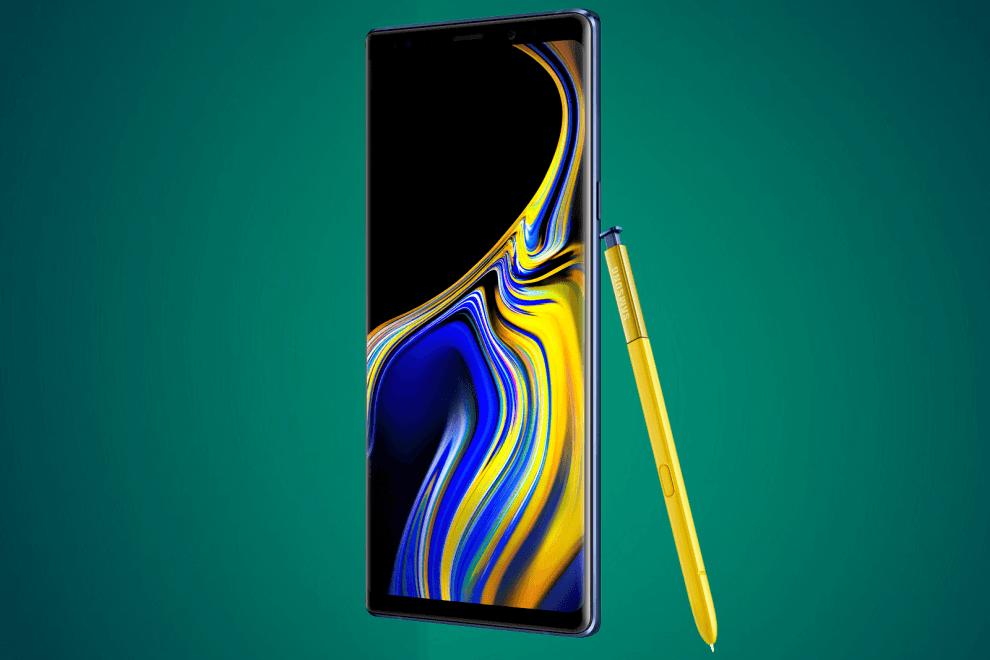 Galaxy Note 9 Samsung Brasil review - REVIEW: Galaxy Note 9 é o melhor smartphone com Android do Brasil