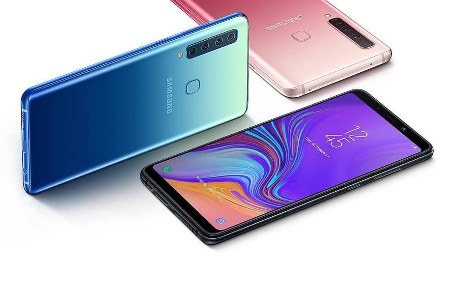 Samsung lança Galaxy A9 2018 com 4 câmeras traseiras 4
