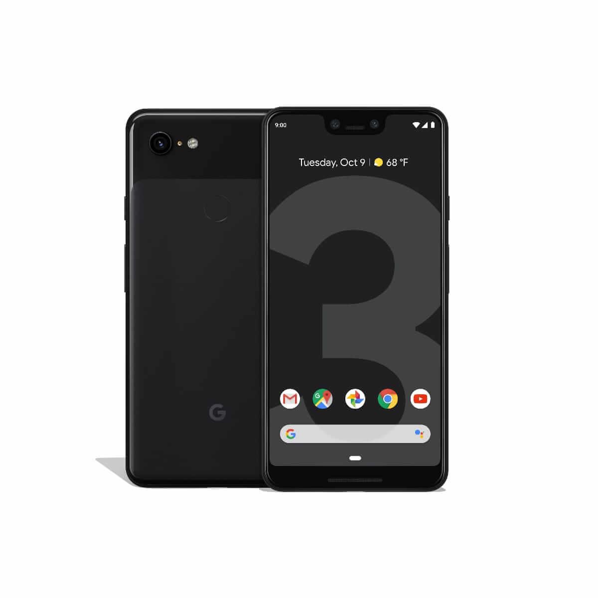 Google Pixel 3 Black