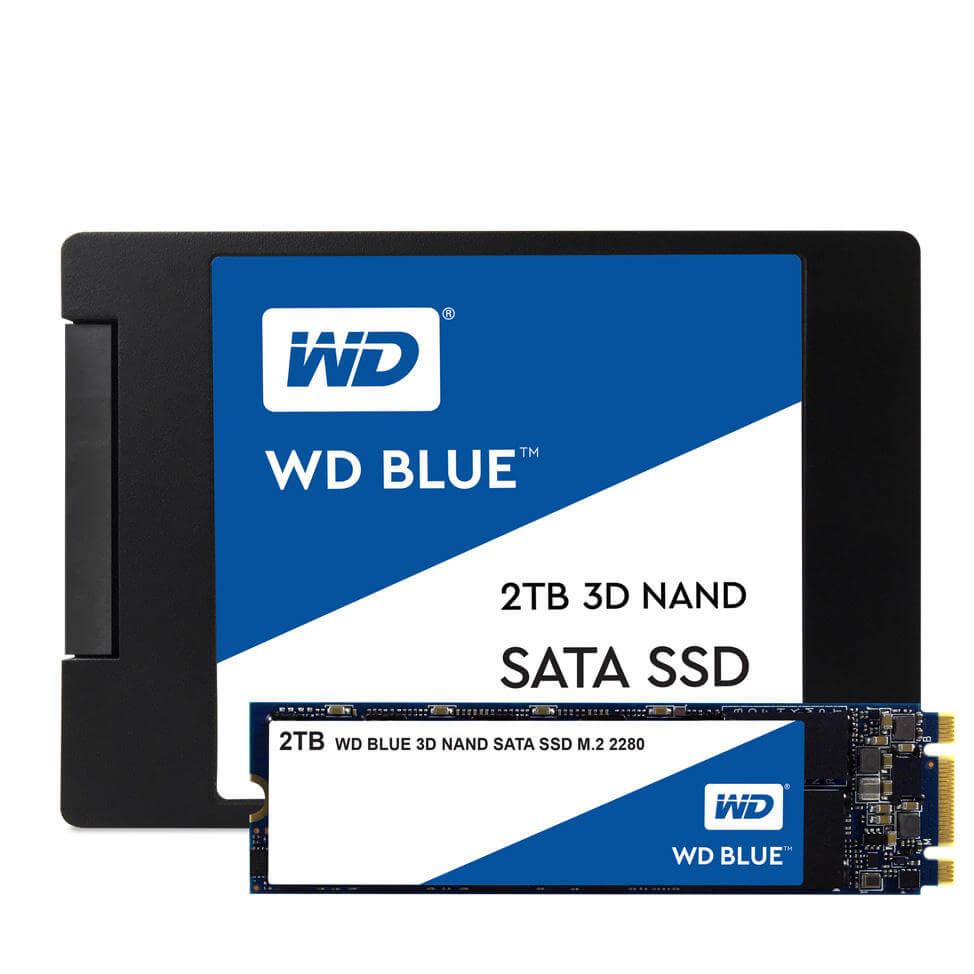 blue3d product overview.jpg.imgw .1000.1000 - NVMe SSD: Western Digital anuncia dispositivos 37 vezes mais rápidos