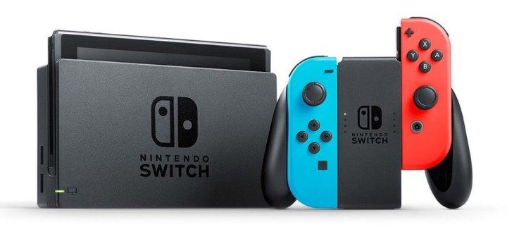 Nintendo Switch, o console da empresa foi lançado oficialmente em março de 2017