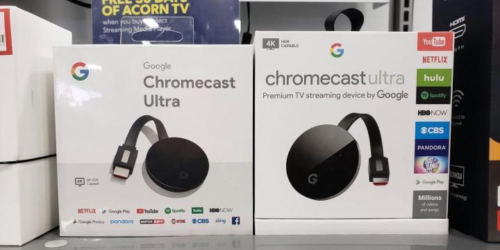 chromecast ultra new package head 720x360 - Evento Google: Descubra 9 novidades que deverão ser apresentadas junto com o Pixel 3 XL
