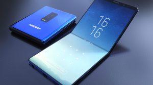 Samsung planeja 3 versões do Galaxy S10 e smartphone dobrável para 2019 10