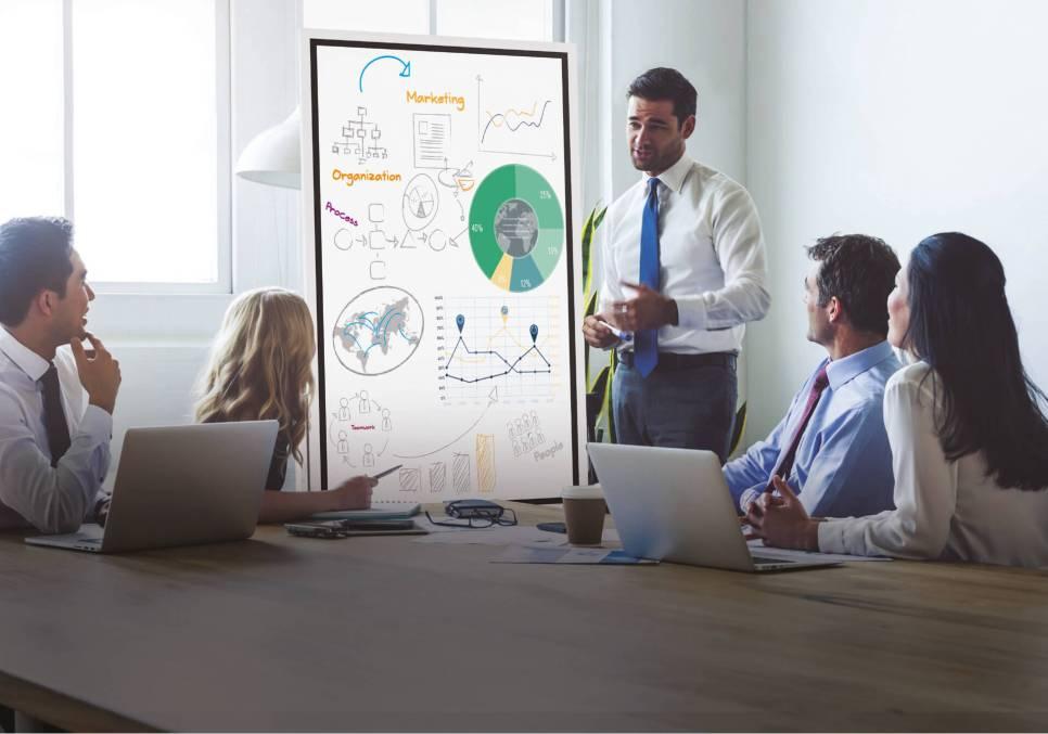 Review: Samsung Flip aumenta a produtividade em salas de reuniões