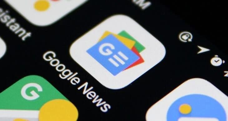 Google News estaria usando dados em segundo plano sem avisar usuários