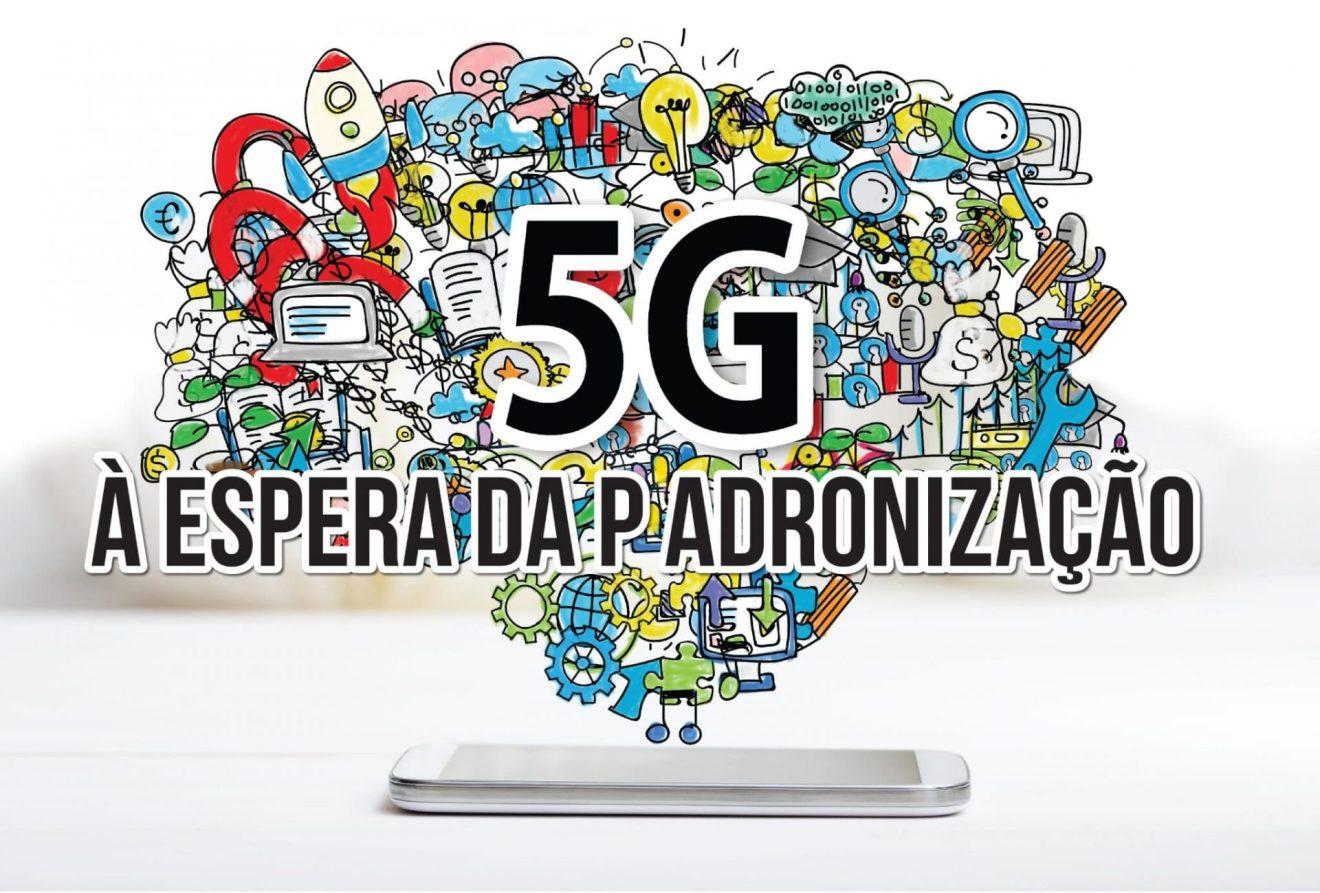 5G: operadoras estão correndo para oferecer o serviço 7