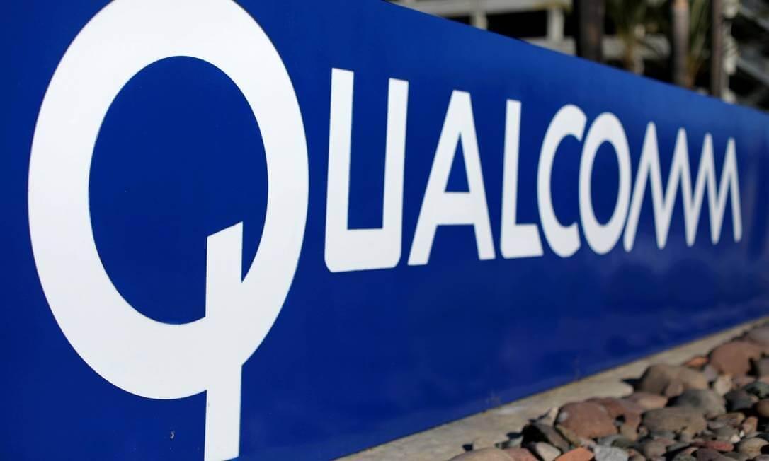 Logomarca da empresa de de tecnologia Qualcomm