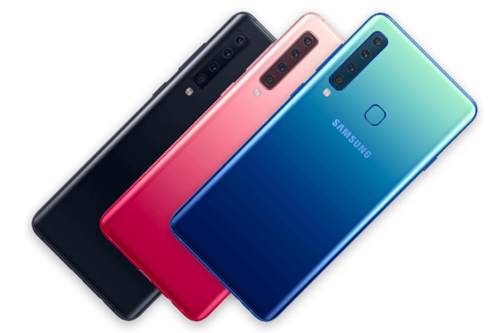 Samsung City: por que o Galaxy A9 tem quatro câmeras traseiras