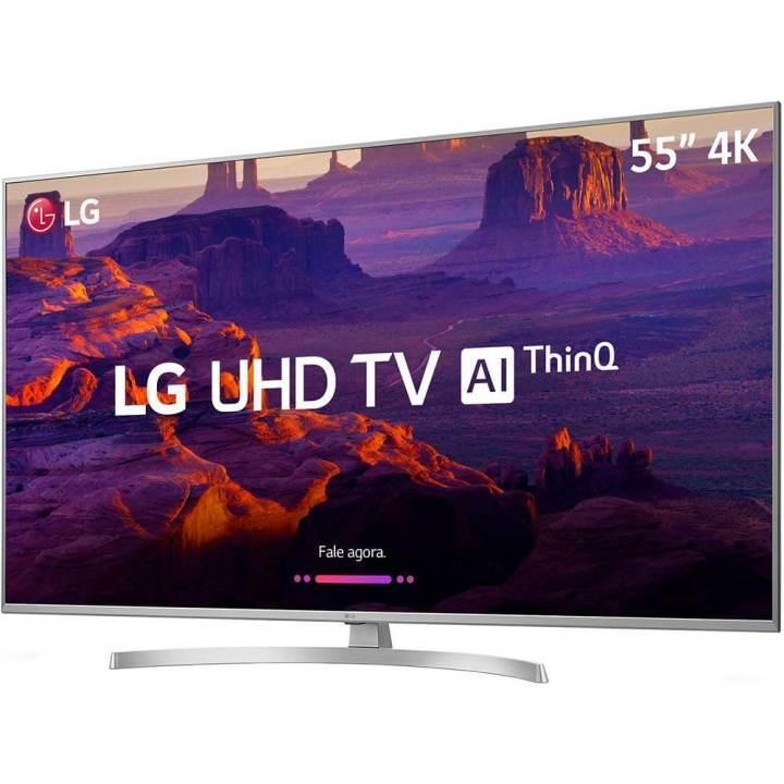 LG faz demonstração da tecnologia AI ThinQ para TVs com Luan Santana 9