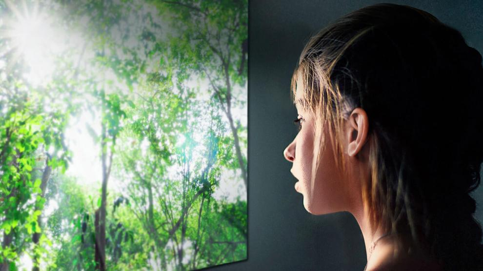 LG faz demonstração da tecnologia AI ThinQ para TVs com Luan Santana 6