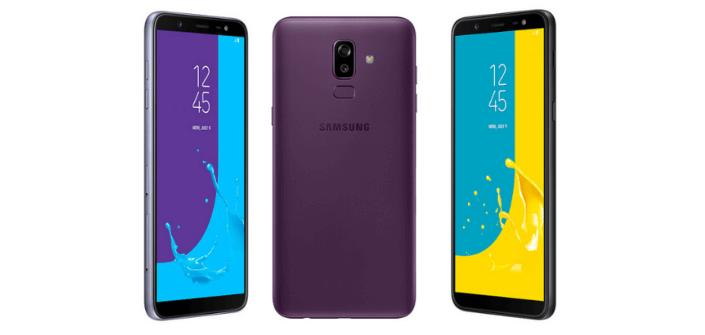 Review Samsung Galaxy J8