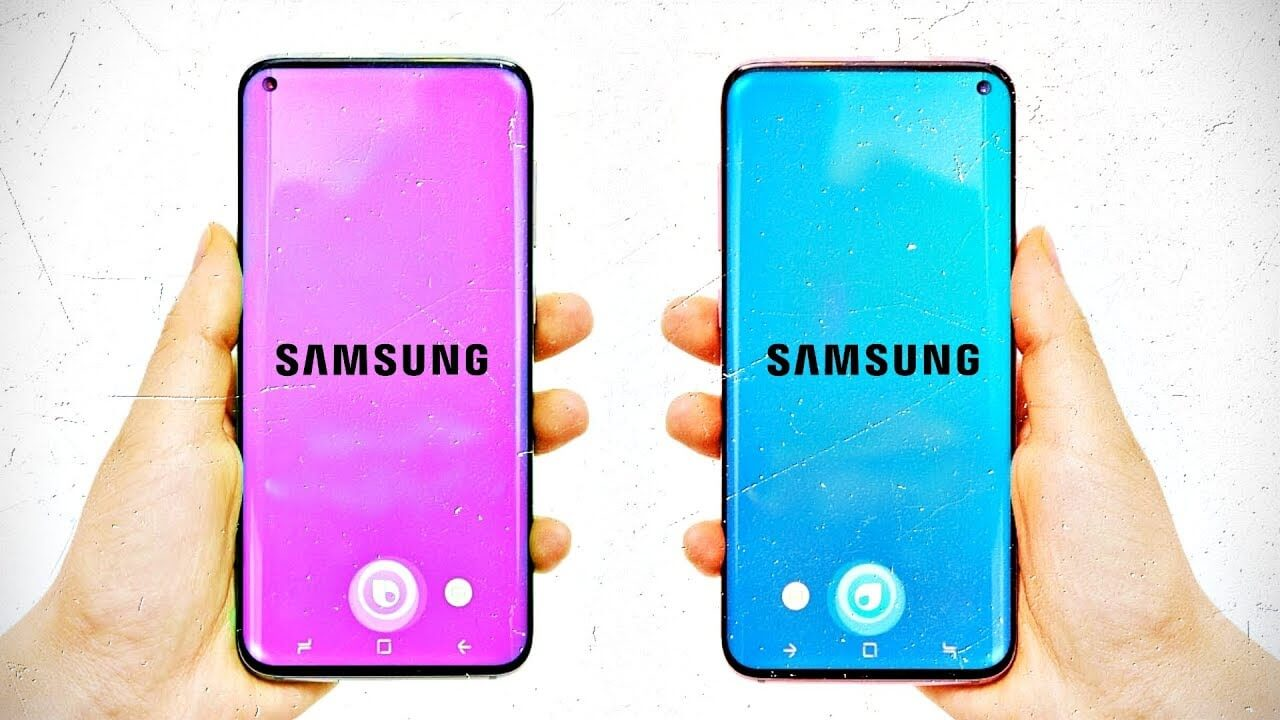 Patente revela design da tela do novo Samsung Galaxy S10 3