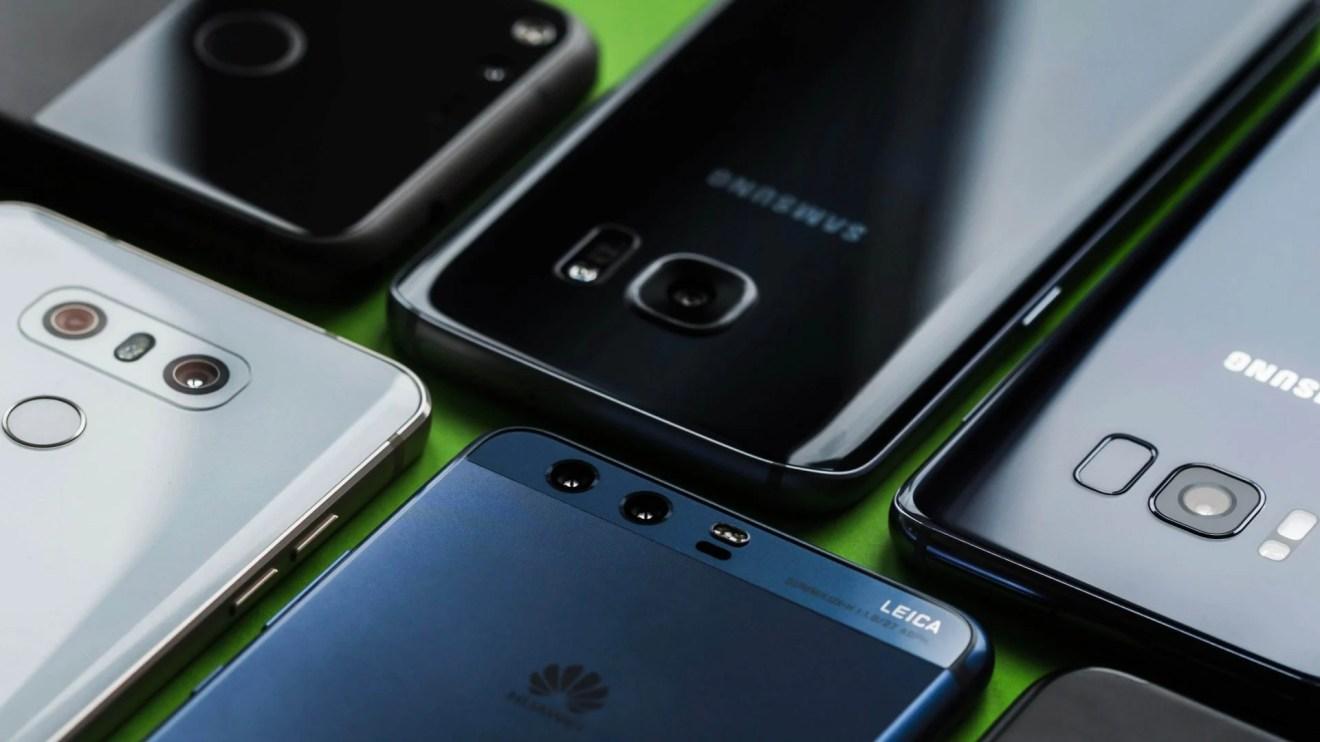 Foto ilustrativa para texto de melhores smartphones de 2018