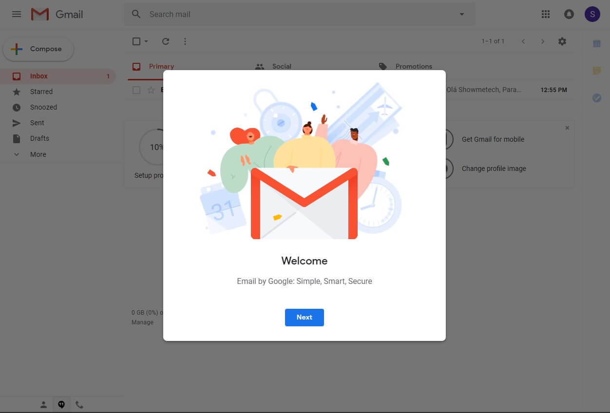 Como criar um email? Tutorial para Gmail e Outlook (Hotmail)