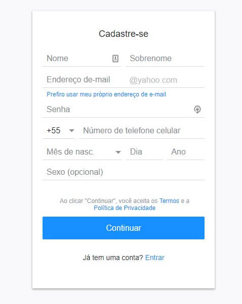 Como criar um e-mail no Gmail, Hotmail, Outlook, e outros serviços