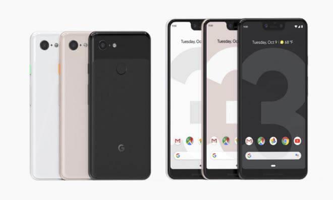 Google Pixel 3, um dos melhores smartphones de 2018
