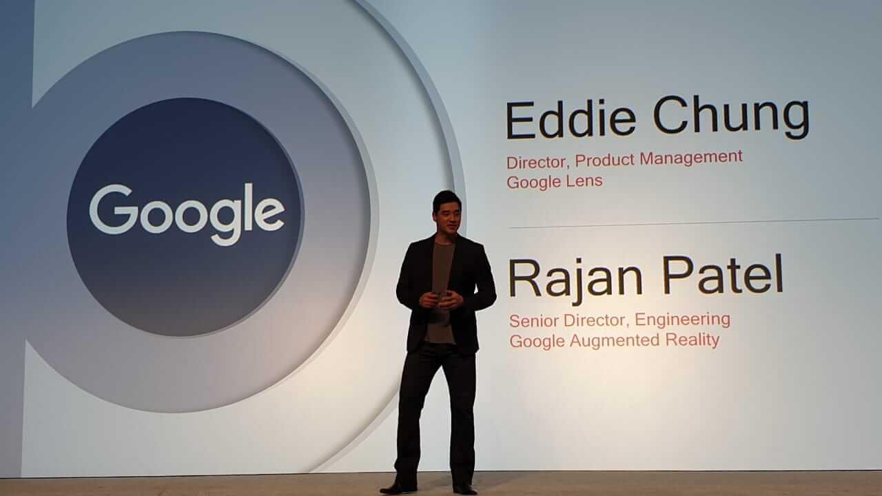 Apresentação do Google durante o evento da Qualcomm para falar sobre as melhorias do Snapdragon 855