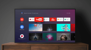 Android TV Aplicativos