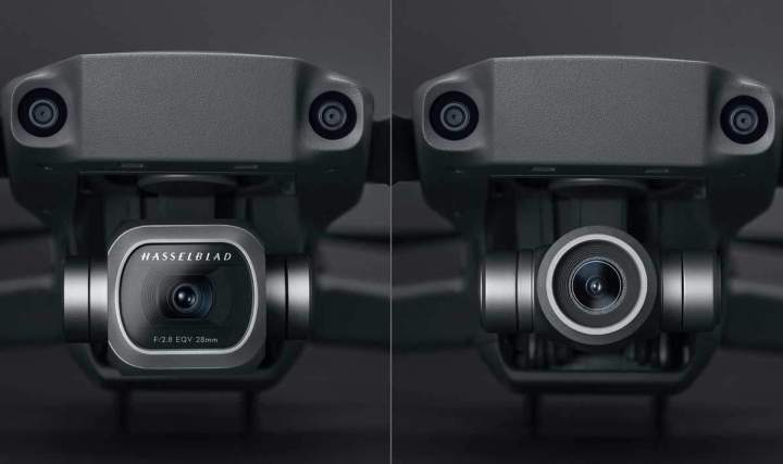 Review: entenda as diferenças entre o DJI Mavic 2 Pro e Zoom 6