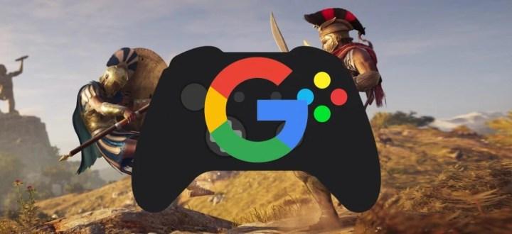 Print do Project Stream, que está oferecendo Assasin's Creed: Odyssey gratuitamente