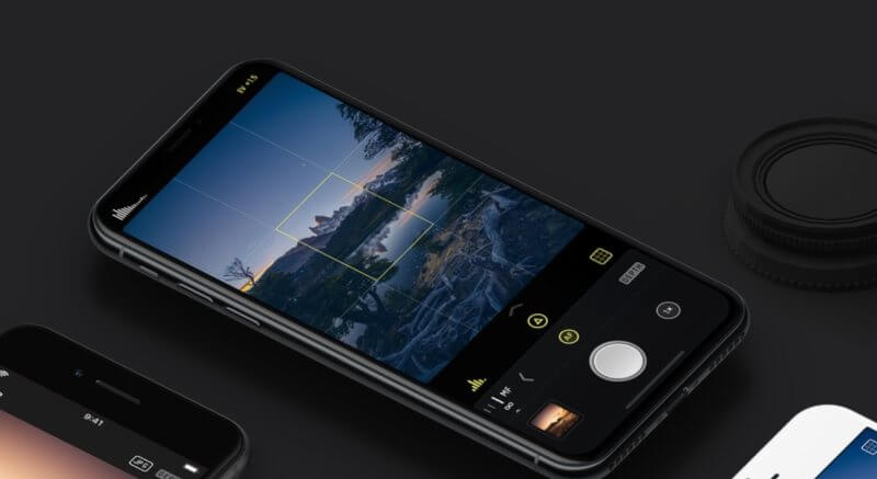 Halide está disponivel na App Store