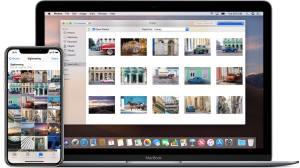 MacBook e iPhone servindo de imagem destacada para o post de melhores aplicativos de macOS e iOS