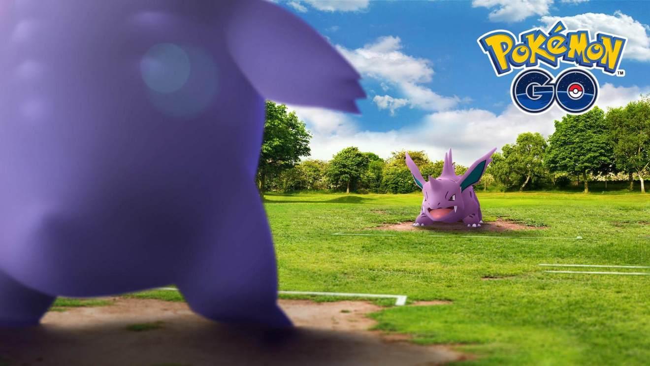 Evolua os seus Pokemons