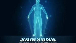 Samsung preenche patente para tela capaz de projetar hologramas em 3D 6