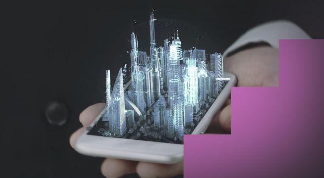Samsung preenche patente para tela capaz de projetar hologramas em 3D 7