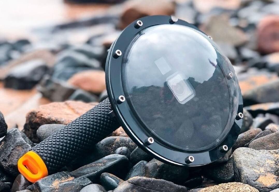 Review: MeuDome Touch é acessório essencial para a sua GoPro 6