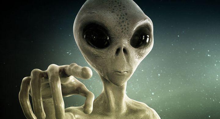 Uma das concepções mais populares de como seria uma criatura alienígena