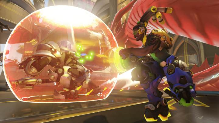 Lúcio, o brasileiro Suporte de Overwatch, certamente ficou feliz com o terceiro ano seguido vencendo no The Game Awards.