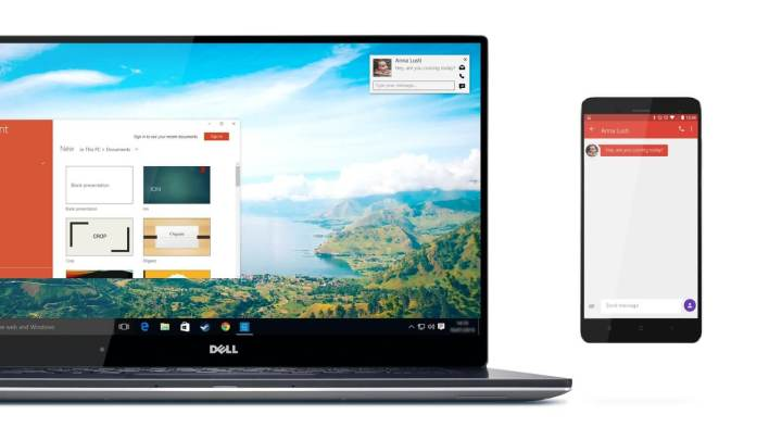 Dell Mobile Connect integra o notebook ao smartphone