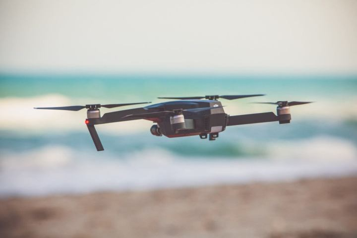Drone voando
