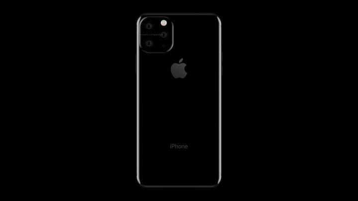 Rumores indicam que o iPhone 11 terá câmera traseira tripla.