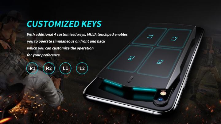 MUJA, um audacioso controle para celulares, chega ao mercado ainda este mês 5