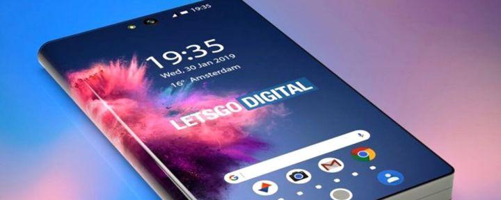 semelhante ao Mate 20 X. smartphone da Huawei pode ter M-Pen