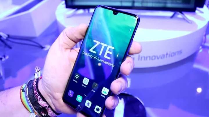 MWC 2019: ZTE Axon 10 Pro 5G
