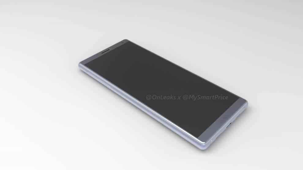 Sony Xperia L3 vaza informações