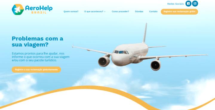 Problemas com companhias aéreas
