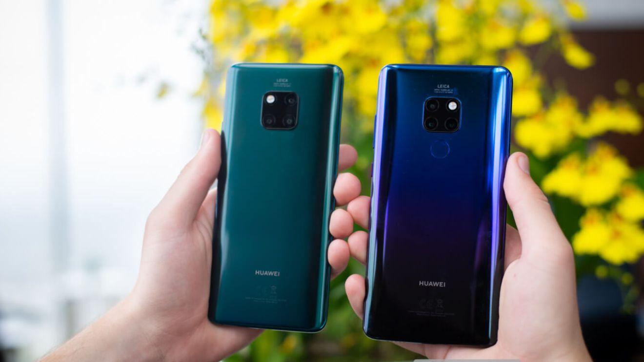 Huawei Mate 20 Pro é o celular mais avançado da empresa em 2018