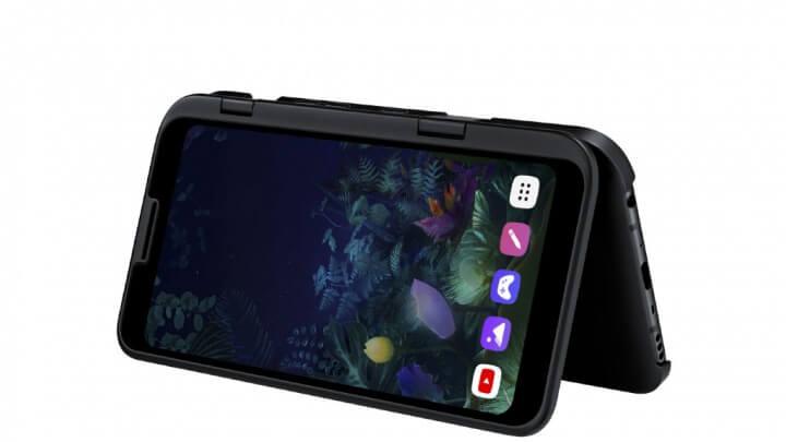 LG V50 ThinQ e sua alternativa ao smartphone dobrável 5