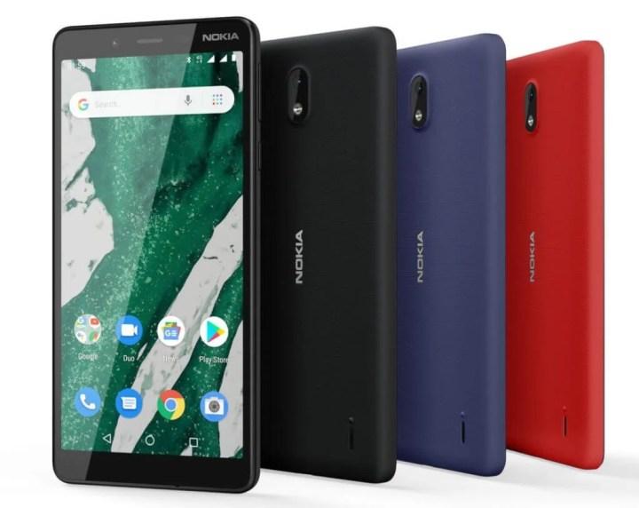 MWC 2019: Nokia 1 Plus